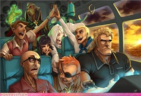 Venture Brothers Fan Art: Awesome!