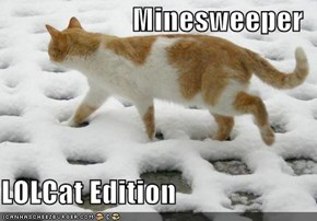 Minesweeper  LOLCat Edition