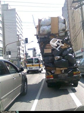 The Leaning Cargo of Sao Paolo