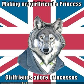 Sir Courage Wolf, Esq: Let's Hope This One Doesn't Di