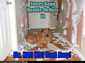 James Gogg Double Oh Nuts in