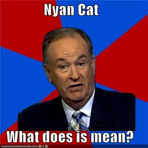 Nyan Cat  What does is mean?