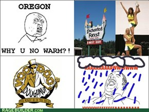 Oregon <3