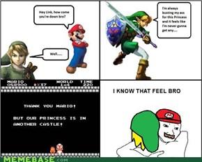 I'm Sorry Link...
