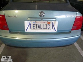 Licence Plate Win