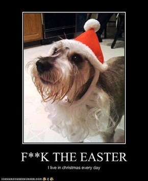 F**K THE EASTER
