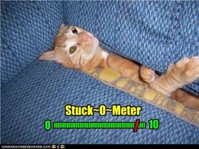 Stuck~O~Meter