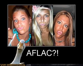 AFLAC!?