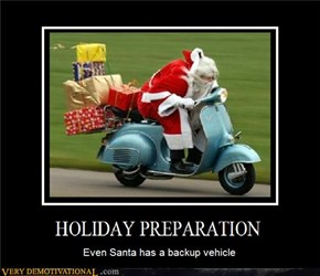 HOLIDAY PREPARATION