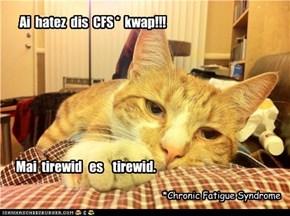 Ai  hatez  dis  CFS *  kwap!!!