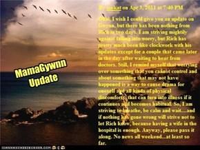 MamaGywnn Update
