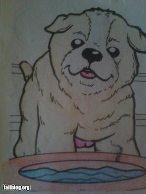 Coloring Book FAIL