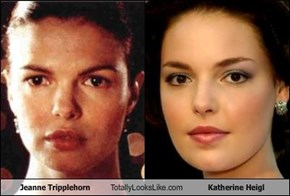 Jeanne Tripplehorn Totally Looks Like Katherine Heigl