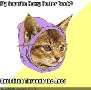 Hipster Kitty: Mine's Tom Riddle's Diary