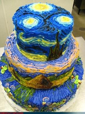 Starry Starry Cake