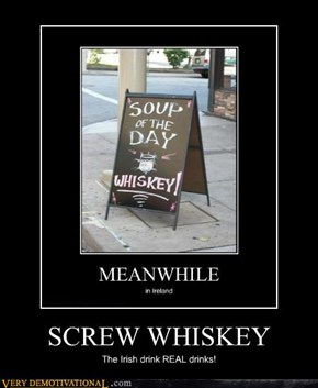 SCREW WHISKEY