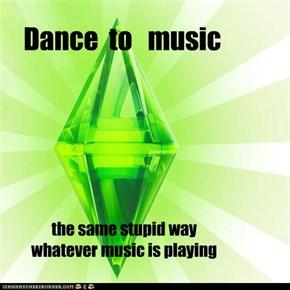 Sim Dancing