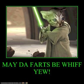 MAY DA FARTS BE WHIFF YEW!