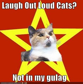 Lenin Cat: ГOГCats