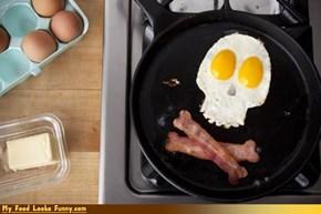 Morning Eats: Breakfast of DOOOOOM!