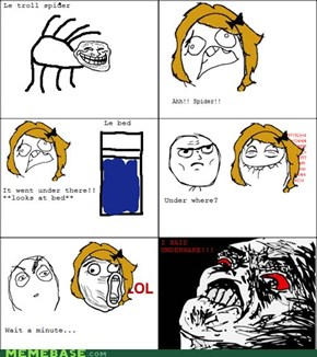 Le Troll Spider