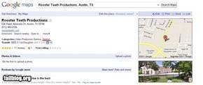 Google Maps Fail