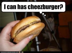Cheezburger moment, part 1/2