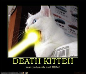 death kitteh