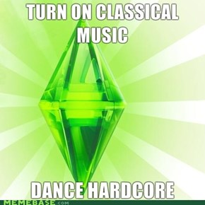 The Sims: Never in Rhythm