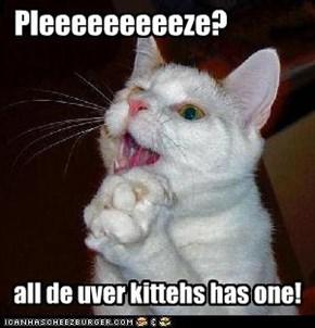 Pleeeeeeeeeze?