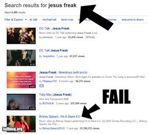 Jesus FAIL