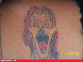 I'd Be Screaming About This Tattoo, Too