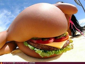 big ass burger