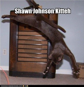 Shawn Johnson Kitteh