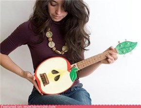 Apple Ukulele