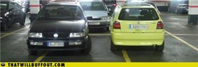 Douchebag Parkers - Tag Team!