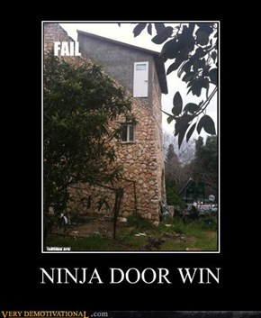 NINJA DOOR WIN