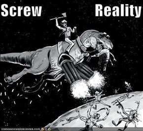Screw                 Reality