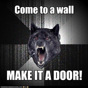 Come to a wall