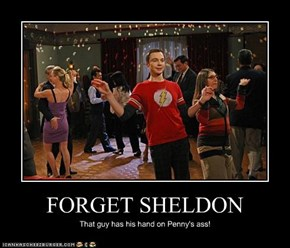 FORGET SHELDON