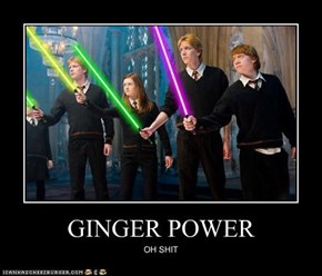 GINGER POWER
