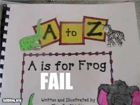 Kids Workbook Fail