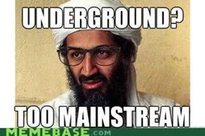 Hipster Osama