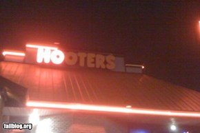 put the ho in hooters