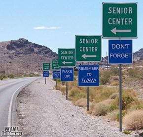 Classic: Senior Center WIN