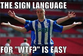 """THE SIGN LANGUAGE  FOR """"WTF?"""" IS EASY"""