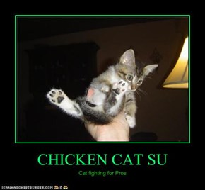 CHICKEN CAT SU