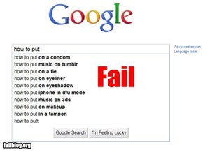 Autocomplete me: How To...