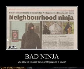 BAD NINJA