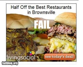 Best Restaurants FAIL